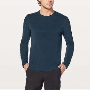 Lululemon 5 year basic long sleeve XXL turquoise